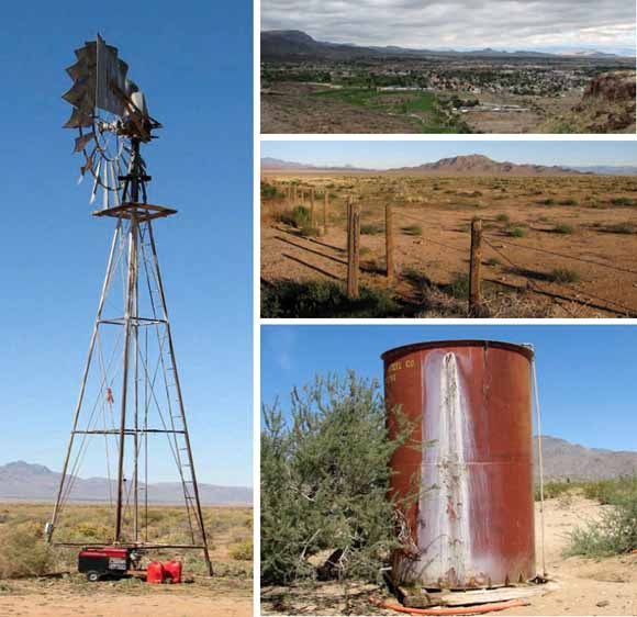 Mohave water supply